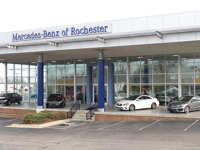 Mercedes-Benz of Rochester