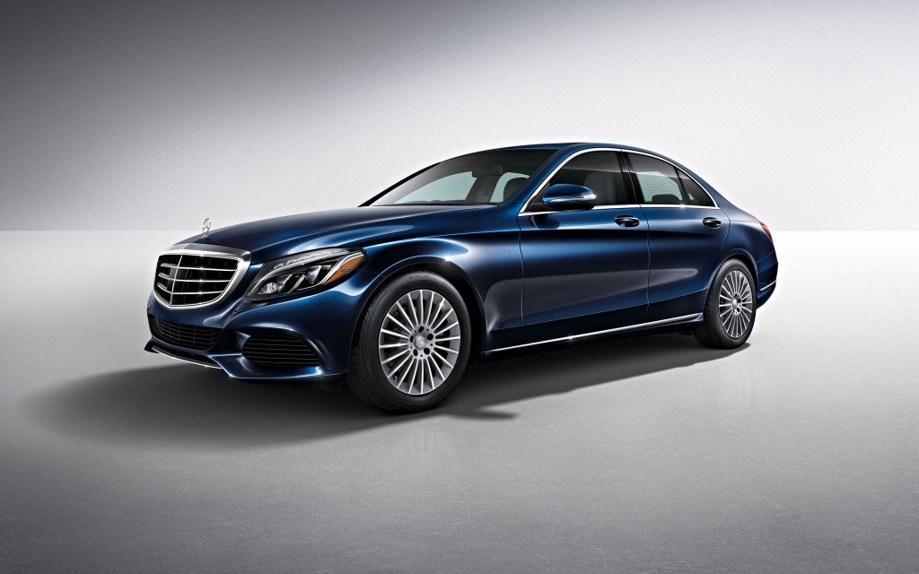 2016 C-Class Changes Explained by: Christopher Stacherski at Mercedes-Benz of Novi